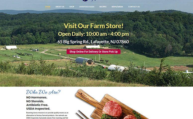 FireShot Capture 197 Roaming Acres – Quality Meats Pet Products Raising Ostrich Bison  roamingacres